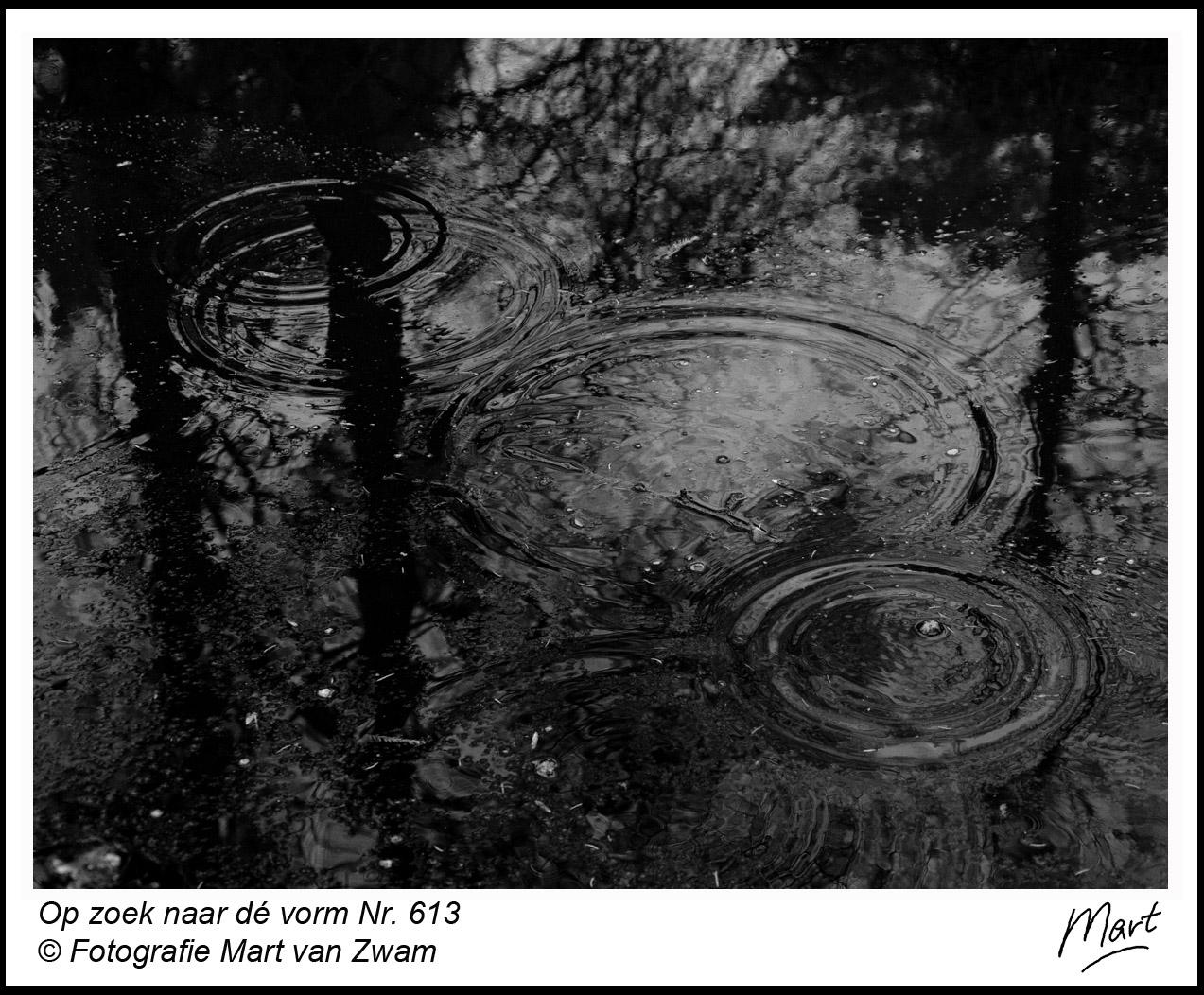 Regen cirkels