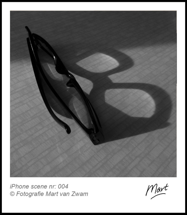 iPhone scene