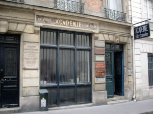 Academie-Giacometti